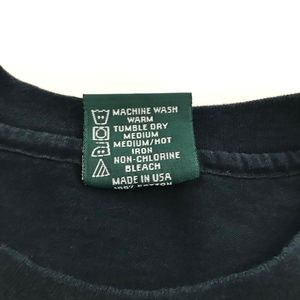 Vintage Shirts - Vntg 90s mens womans L t shirt constellation glows